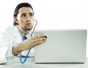 Диагностика ноутбука в Туле