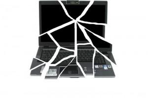 ремонт ноутбука после падения быстро и качественно